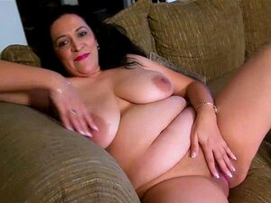 Mature Chubby Solo