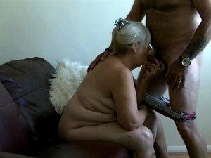 Blow job granny Old Women