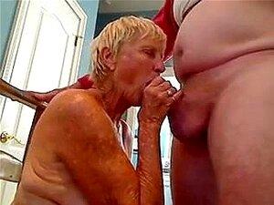 Porno 70 oma Deutsch Oma